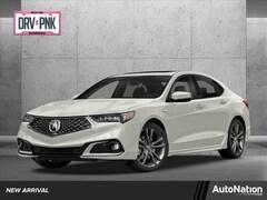 2018 Acura TLX w/A-Spec Pkg Sedan