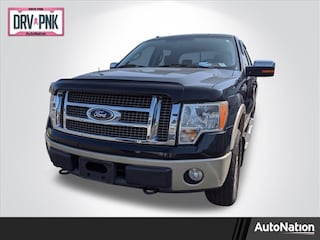 2009 Ford F-150 SuperCrew Lariat Truck SuperCrew Cab