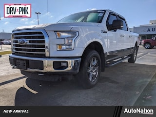 2015 Ford F-150 XLT w/HD Payload Pkg Truck SuperCrew Cab