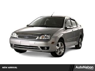 2007 Ford Focus SE Sedan