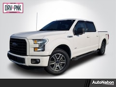 2015 Ford F-150 XLT Truck SuperCrew Cab