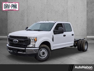 2021 Ford F-350 Chassis XL Truck Crew Cab