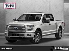 2016 Ford F-150 Platinum Truck SuperCrew Cab