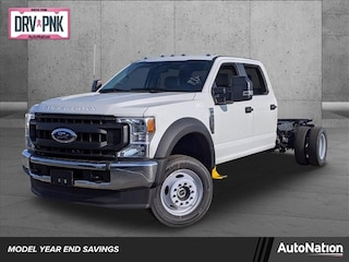 2020 Ford F-550 Chassis XL Truck Crew Cab