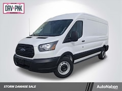 2019 Ford Transit-150 Base w/Sliding Pass-Side Cargo Door Van Medium Roof Cargo Van