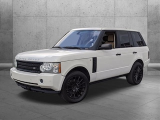 Used 2009 Land Rover Range Rover HSE SUV for sale