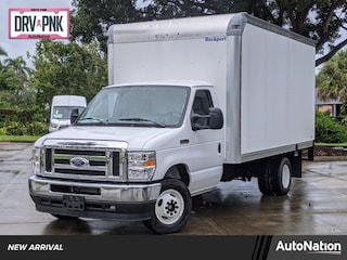 New 2021 Ford E-350 Cutaway Truck for sale