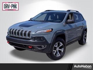 2014 Jeep Cherokee Trailhawk SUV