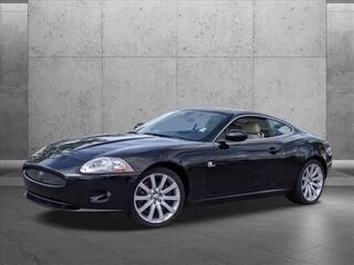Used 2008 Jaguar XK Coupe