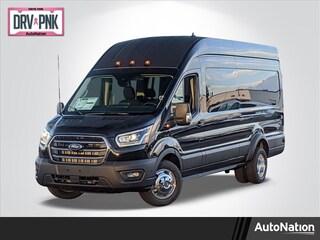 2020 Ford Transit-350 Crew Van High Roof HD Ext. Van