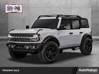 2021 Ford Bronco Wildtrak SUV