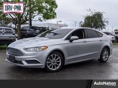 2017 Ford Fusion Hybrid Hybrid SE Sedan