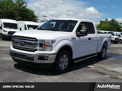 2018 Ford F-150 XLT Extended Cab Pickup