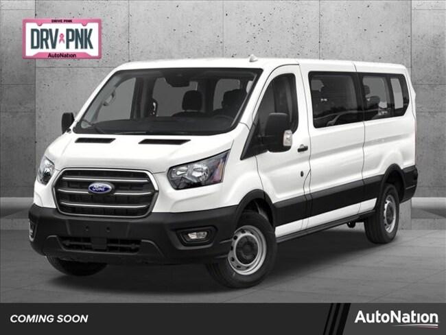 2021 Ford Transit-350 Passenger XL Wagon High Roof HD Ext. Van