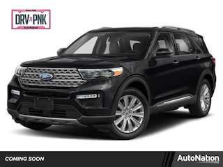 New 2021 Ford Explorer Base SUV for sale in Miami Lakes, FL