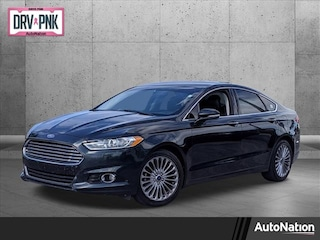2014 Ford Fusion Titanium Sedan