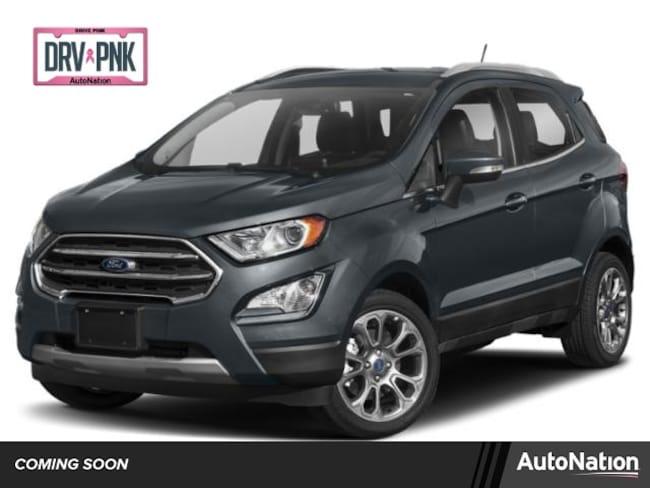 2020 Ford EcoSport S SUV