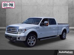2013 Ford F-150 King Ranch Truck SuperCrew Cab