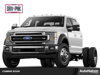 New 2021 Ford F-450 Chassis XL Truck Crew Cab for sale in Miami Lakes, FL
