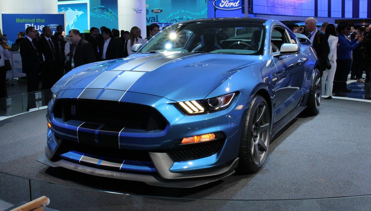 Do As Ford Did And Take The New Mustang Chassis And Make It The Most Track Ready Street Car Legal For The Road Today