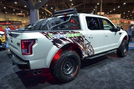 ford at sema 2014 autonation ford miami. Cars Review. Best American Auto & Cars Review
