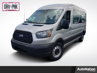 2019 Ford Transit-350 XL Wagon Medium Roof Passenger Van