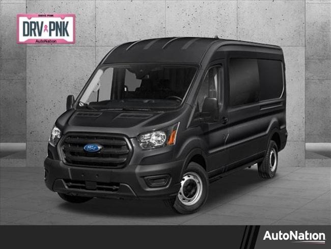 2021 Ford Transit-250 Crew Van Medium Roof Van