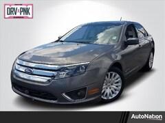 2011 Ford Fusion Hybrid Hybrid Sedan