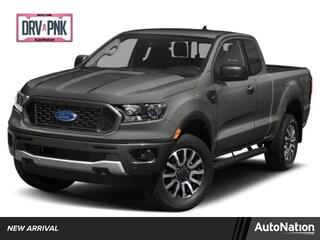 2020 Ford Ranger XLT Truck SuperCab