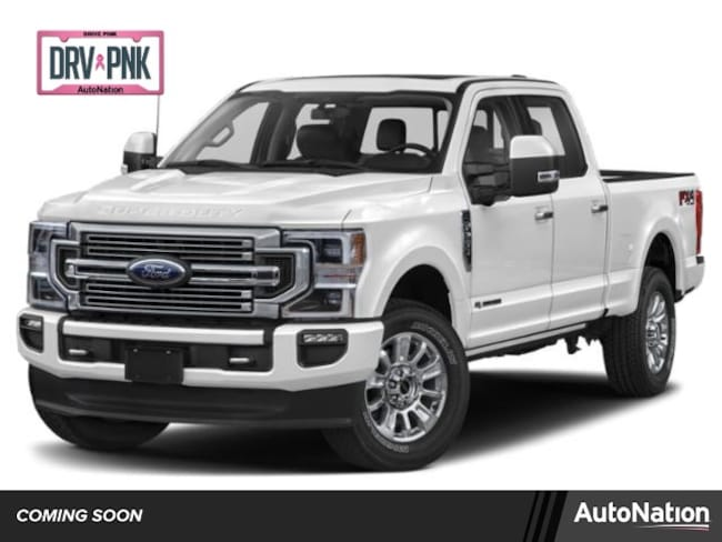 2021 Ford F-250 Limited Truck Crew Cab