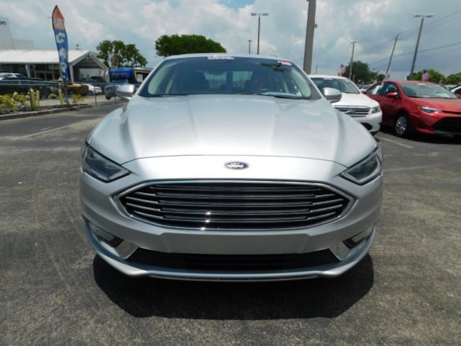 Used 2018 Ford Fusion For Sale in Palmetto Bay FL