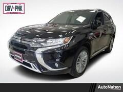 2019 Mitsubishi Outlander PHEV SEL Sport Utility