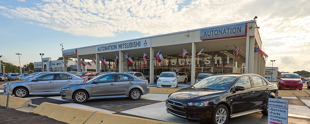 Gulf Freeway Mitsubishi Dealership in the Houston Area