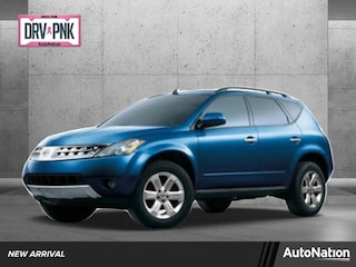 Used 2007 Nissan Murano SL SUV for sale
