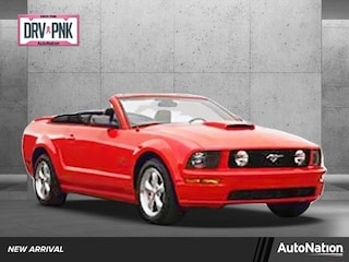 2008 Ford Mustang Deluxe Convertible