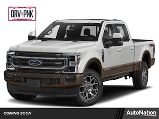 New 2021 Ford F-350 King Ranch Truck Crew Cab for sale in Mobile, AL