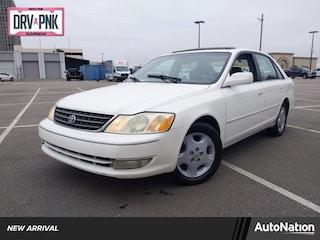 2003 Toyota Avalon XL Sedan