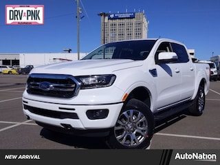 2021 Ford Ranger Lariat Truck SuperCrew