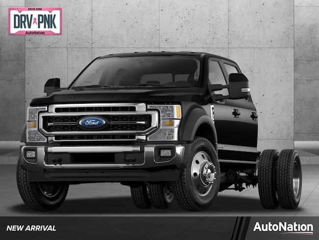 2022 Ford F-450 Chassis XL Truck Crew Cab