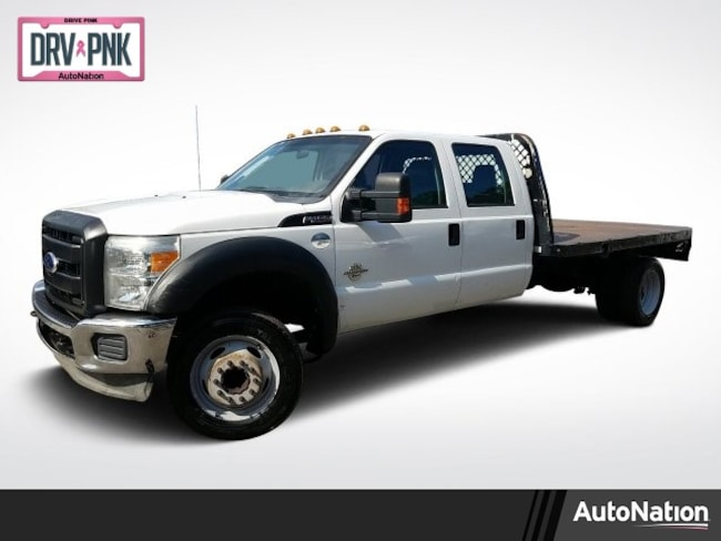 2011 Ford F-450 Chassis XL Truck Crew Cab