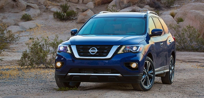 2017 Nissan Pathfinder For Sale In Chandler Autonation Nissan Chandler