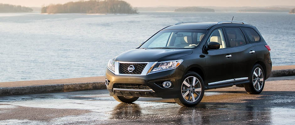 used 2015 nissan pathfinder for sale in miami at autonation nissan miami. Black Bedroom Furniture Sets. Home Design Ideas