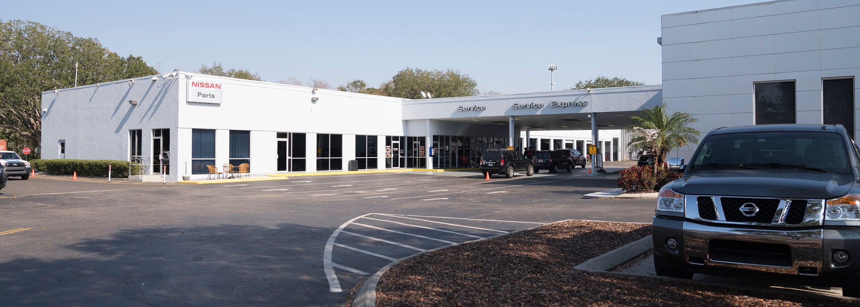 AutoNation Nissan Brandon Service Center