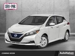 2022 Nissan LEAF SV Hatchback