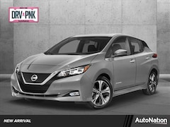 2021 Nissan LEAF S Plus Hatchback