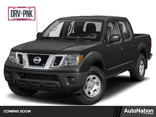 New 2020 Nissan Frontier PRO-4X Truck Crew Cab for sale