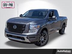 2020 Nissan Titan SV Truck King Cab