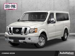 2021 Nissan NV Passenger NV3500 HD NV3500 HD SL Van Passenger Van