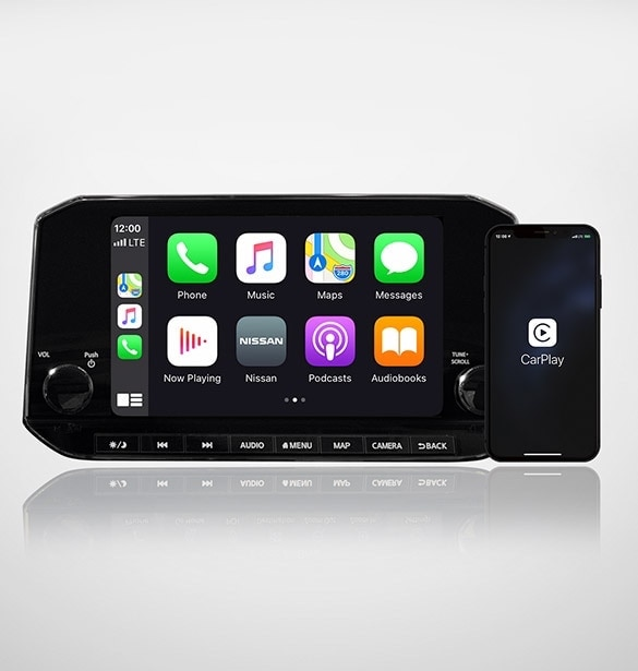 Nissan Rogue Apple CarPlay