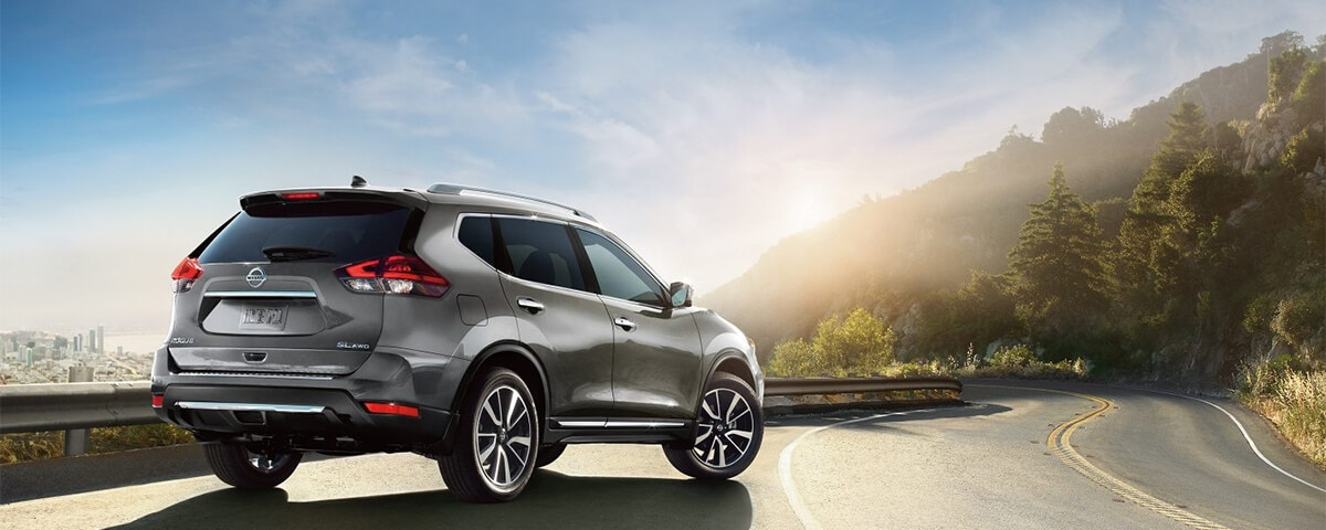 Nissan Rogue warranty coverage